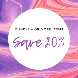 Handbags - Bundle 4 or more items to save 20%